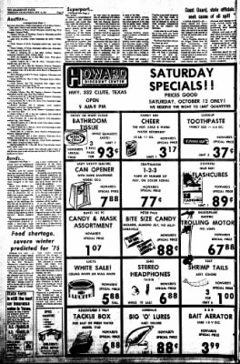 The Brazosport Facts from Freeport, Texas on October 10, 1974 · Page 31