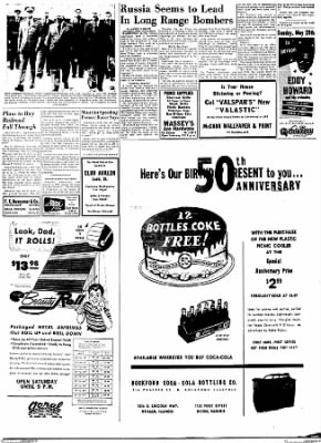 Dixon Evening Telegraph from Dixon, Illinois on May 27, 1955 · Page 11