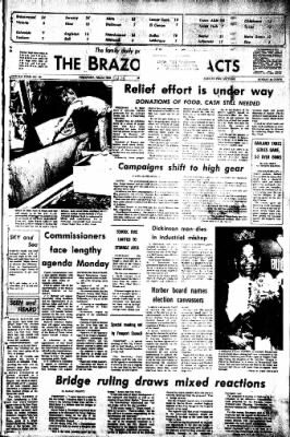 The Brazosport Facts from Freeport, Texas on October 13, 1974 · Page 1
