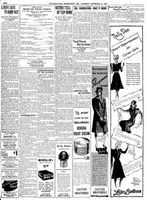 The Daily Mail from Hagerstown, Maryland on September 16, 1939 · Page 2