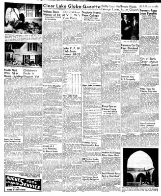 Globe-Gazette from Mason City, Iowa on December 27, 1948 · Page 5
