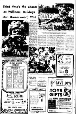 The Brazosport Facts from Freeport, Texas on November 30, 1975 · Page 8