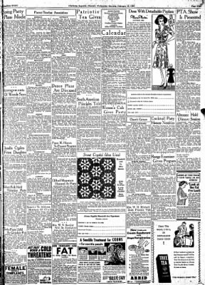 Arizona Republic from Phoenix, Arizona on February 19, 1941 · Page 45