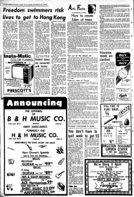 The Brazosport Facts from Freeport, Texas on December 2, 1971 · Page 8