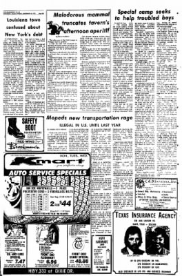 The Brazosport Facts from Freeport, Texas on November 30, 1975 · Page 12