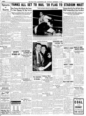 The Daily Mail from Hagerstown, Maryland on September 16, 1939 · Page 8