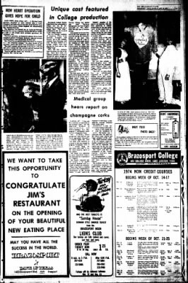 The Brazosport Facts from Freeport, Texas on October 13, 1974 · Page 13