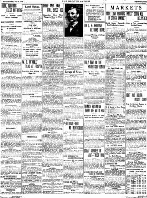 The Daily Review from Decatur, Illinois on July 12, 1914 · Page 23