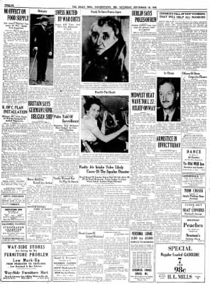 The Daily Mail from Hagerstown, Maryland on September 16, 1939 · Page 12