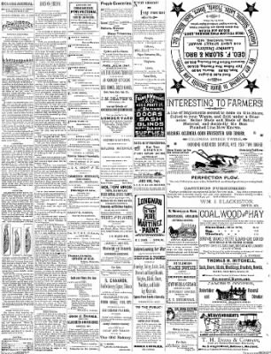 Denton Journal from Denton, Maryland on May 14, 1898 · Page 4