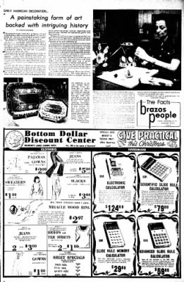 The Brazosport Facts from Freeport, Texas on November 30, 1975 · Page 23