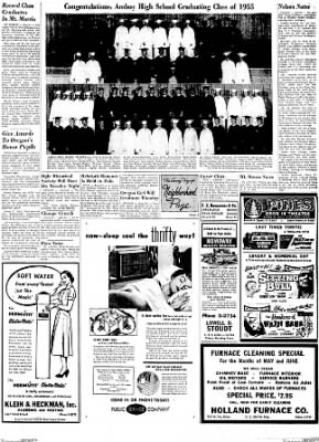 Dixon Evening Telegraph from Dixon, Illinois on May 28, 1955 · Page 3