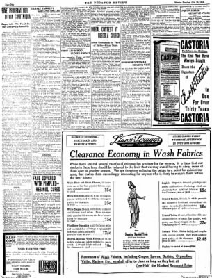The Daily Review from Decatur, Illinois on July 13, 1914 · Page 2