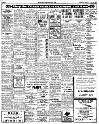 Pampa Daily News from Pampa, Texas on June 18, 1936 · Page 6