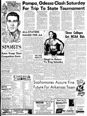 Pampa Daily News from Pampa, Texas on February 27, 1959 · Page 8