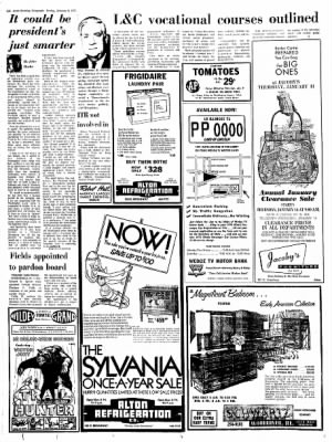 Alton Evening Telegraph from Alton, Illinois on January 8, 1971 · Page 6