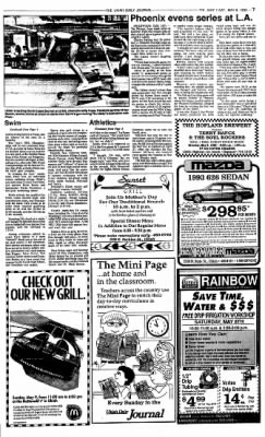 Ukiah Daily Journal from Ukiah, California on May 7, 1993 · Page 7