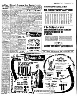 The Baytown Sun from Baytown, Texas on March 15, 1966 · Page 11