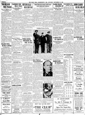 The Daily Mail from Hagerstown, Maryland on September 30, 1939 · Page 12