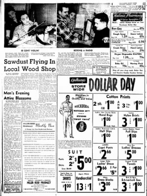 Pampa Daily News from Pampa, Texas on March 1, 1959 · Page 8