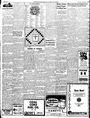 Sterling Daily Gazette from Sterling, Illinois on November 1, 1941 · Page 4