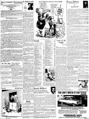 Dixon Evening Telegraph from Dixon, Illinois on May 31, 1955 · Page 4