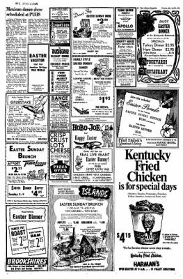 Arizona Republic from Phoenix, Arizona on April 5, 1969 · Page 46