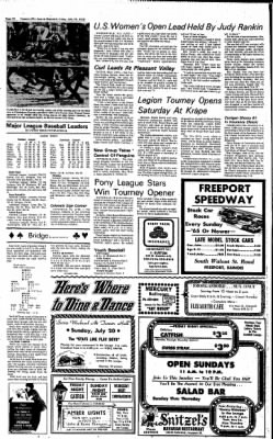 Freeport Journal-Standard from Freeport, Illinois on July 18, 1975 · Page 10