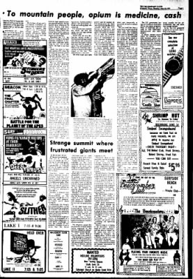 The Brazosport Facts from Freeport, Texas on June 18, 1973 · Page 7