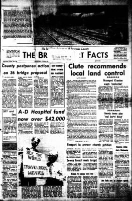 The Brazosport Facts from Freeport, Texas on October 15, 1974 · Page 1