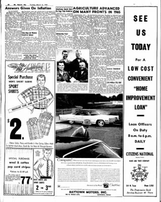 The Baytown Sun from Baytown, Texas on March 15, 1966 · Page 20