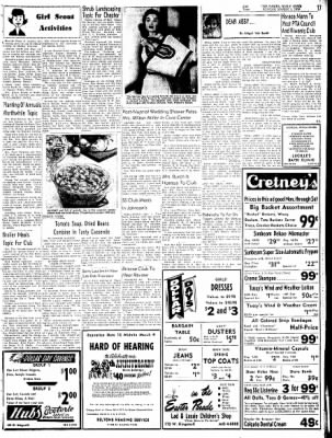 Pampa Daily News from Pampa, Texas on March 1, 1959 · Page 17