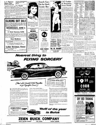 Dixon Evening Telegraph from Dixon, Illinois on May 31, 1955 · Page 10