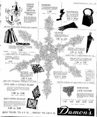 Globe-Gazette from Mason City, Iowa on December 24, 1948 · Page 13