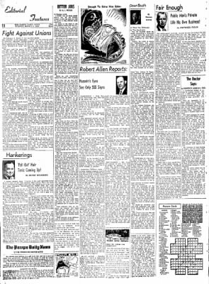 Pampa Daily News from Pampa, Texas on March 1, 1959 · Page 18