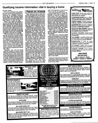 Ukiah Daily Journal from Ukiah, California on May 7, 1993 · Page 19