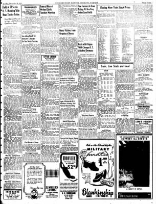 Sterling Daily Gazette from Sterling, Illinois on November 3, 1941 · Page 3