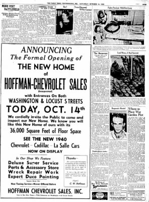 The Daily Mail from Hagerstown, Maryland on October 14, 1939 · Page 5
