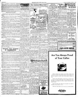 Pampa Daily News from Pampa, Texas on June 21, 1936 · Page 8