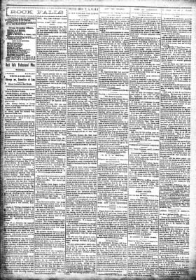 Sterling Standard from Sterling, Illinois on May 13, 1897 · Page 5