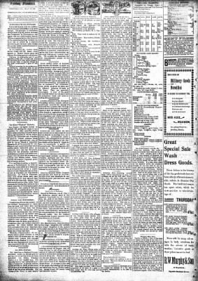 Sterling Standard from Sterling, Illinois on May 13, 1897 · Page 6
