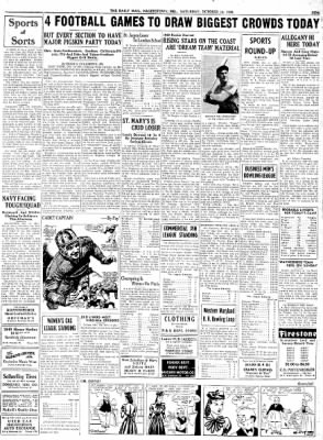 The Daily Mail from Hagerstown, Maryland on October 14, 1939 · Page 9