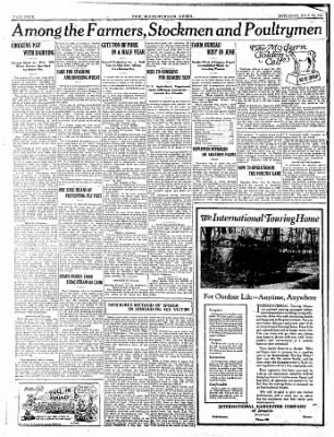 The Hutchinson News from Hutchinson, Kansas on July 14, 1923 · Page 20