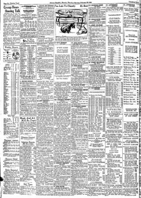 Arizona Republic from Phoenix, Arizona on February 20, 1941 · Page 42