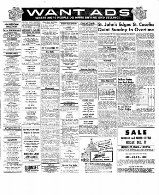 The Algona Upper Des Moines from Algona, Iowa on December 18, 1956 · Page 7