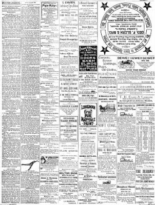 Denton Journal from Denton, Maryland on July 9, 1898 · Page 4