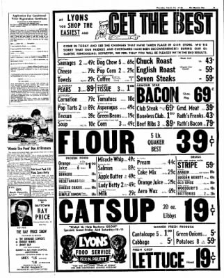 The Baytown Sun from Baytown, Texas on March 17, 1966 · Page 5