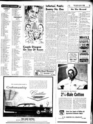 Pampa Daily News from Pampa, Texas on March 3, 1959 · Page 5