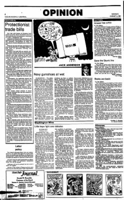 Ukiah Daily Journal from Ukiah, California on August 3, 1987 · Page 4