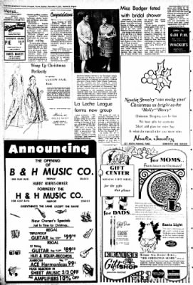 The Brazosport Facts from Freeport, Texas on December 5, 1971 · Page 30